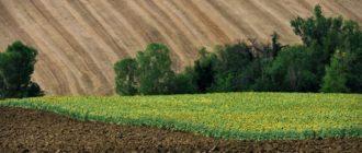 Агроэкологическая характеристика земель