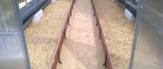 Использование биотоплива для обогрева теплиц