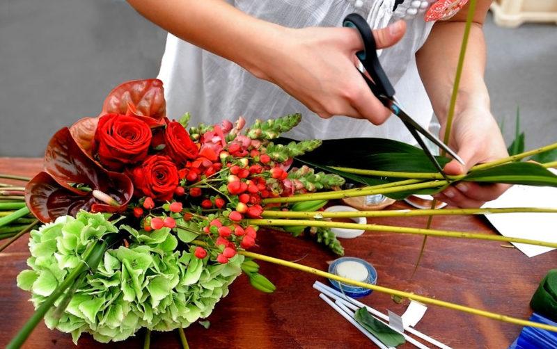 Чем занимаются флористы